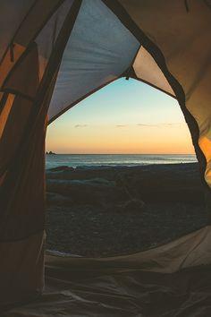 West Coast Camp Views x Bronson Snelling