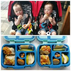 Thermotwinning: Lunchbox and Snack Ideas