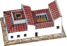 Veduta aerea della Domus Romana Oriental, Ancient Architecture, Roman Empire, Cube, Thesis, Classical Antiquity, Pompeii, Antiquities, Western World