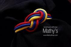 Venezuelan beautiful knot bracelet  - SOS Venezuela - Show your support