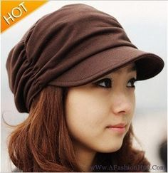 Latest Trendy Women Caps And Hats (2)