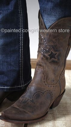 Dan Post Women's Dallas Star Cowgirl Boots - Snip Toe Dp3633