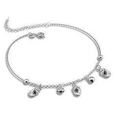 Like and Share if you want this  Fashion personality hat pendant anklets.Women solid 925 silver chains.Cute girl bell anklets.Charming lady silver jewelry     Tag a friend who would love this!     FREE Shipping Worldwide     Get it here ---> http://jewelry-steals.com/products/fashion-personality-hat-pendant-anklets-women-solid-925-silver-chains-cute-girl-bell-anklets-charming-lady-silver-jewelry/    #jewelry