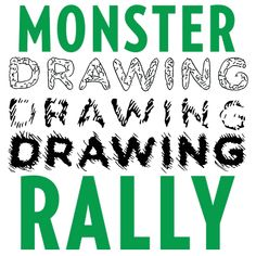 Monster Drawing Rally 2018 FRIDAY, AUGUST 24, 2018 | 5:30 PM   At this live drawing event/fundraiser, 75 artists at all stages of their careers take shifts to draw in front of a live audience. As spectators spy on the creative process, sketches morph into full-fledged works of art. Finished drawings are immediately available for $50 each. The evening also includes a collaborative art project, music, and food trucks. Collaborative Art Projects, Monster Drawing, August 24, Food Trucks, Spy, Rally, Art Museum, Fundraising, Sketches