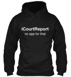 Court Reporter? Check This Out! | Teespring