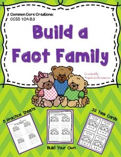 Build a Fact Family