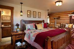Enchanting Lodge & spa at Brush creek ranch,in Saratoga, Wyoming.