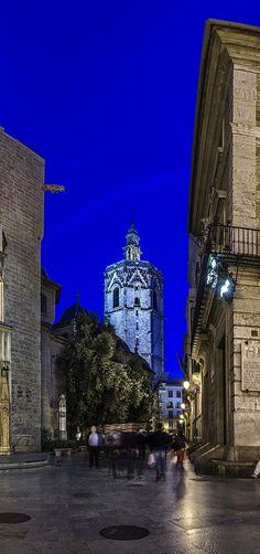 Escenarios de mis novelas. Valencia, Spain