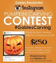 Gables Residential Instagram Apartment Internet Marketing Social Media Contest Residents Engagement