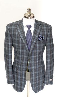 Mens Designer Blazers, Blazer Suit, Suit Jacket, High Fashion, Mens Fashion, Sport Coats, Go Shopping, Dapper, Cashmere