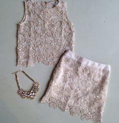 lace on lace #swoonboutique