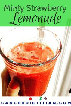 This recipe I threw together last night after getting mint and strawberries in my farm box. I was inspired by the recipe I found here, but I wanted less added sugars, so I ended up makinga lot of alterations and it was delicious!My 5 year old loved it too.  Minty Strawberry Lemonade Recipe! Aka …