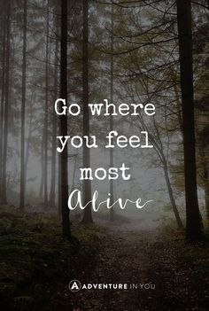 Travel quotes that provide inspiration for another journey. Also ideas for adding to a travel journal or scrapbook travel quotes Best Mountain Quotes to Inspire the Adventure in You Good Quotes, Quotes To Live By, Quotes Quotes, Tattoo Quotes, Alive Quotes, Quotes On Life Journey, Quotes On Life Lessons, Quotes On Peace, Feeling Free Quotes