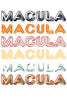 Macula typeface by Jacques Le Bailly inspired by M. Escher and impossible shapes. Typography Love, Typography Letters, Typography Poster, Science Font, Film Science Fiction, Graphic Design Pattern, Graphic Design Art, Impossible Shapes, Technical Drawing