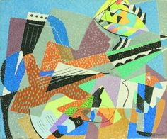 9. Sogna anche delle figure geometriche che si muovono, accompagnate da una musica con ritmo ipnotico.
