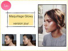 (vidéo) Tuto : Maquillage Glowy, version jour Easy Blush
