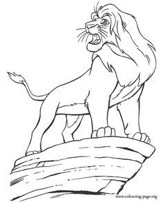 The Lion King Is About Simba A Newborn Cub Of Mufasa Who Will Eventually Become Pride Lands Takes Him Exploring