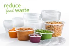 Managing food waste can be as simple as portion control and clever storage. Check out our 4 Easy Ways to Reduce Food Waste