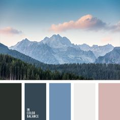 azul turquí, color cerceta, color lila beige, color verde azulado, colores de los montes, elección del color para hacer una reforma, matices del azul oscuro, plateado, plateado y azul oscuro, selección de colores para hacer una reforma, tonos suaves de colores oscuros.