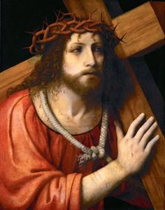 Bernardino Luini, Christ Carrying the Cross, 16th century