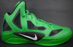 8a5d7fbaacb5 Nike Zoom Hyperfuse 2011 - Rajon Rondo PE Not only was Rajon Rondo the  poster boy