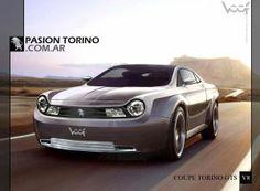 3D Torino GTS 2000 (inspirado en el Torino ZX de los 80) Ferrari, Volkswagen Bus, Cars And Motorcycles, Hot Wheels, Muscle Cars, Vintage Cars, Mustang, Classic Cars, Automobile