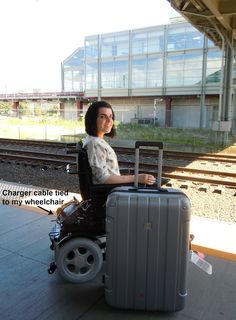 5 Essential Things I Can't Travel Without As A Wheelchair User Travel Articles, Travel Tips, Adaptive Sports, Aging In Place, Vacation Places, Travel Information, Medical Conditions, People Around The World, Travel Accessories