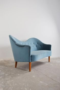 NOME | Samspel Sofa | By Carl Malmsten