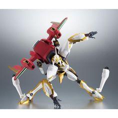 Code Geass -Lelouch of the Rebellion- ROBOT SPIRITS [SIDE KMF] : Lancelot Air Cavalry #codegeass #lancelot #robotspirts #bandai #actionfigure #anime #hypetokyo