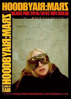 HOOD BY AIR x GENTLE MONSTER Eyewear Capsule Collection