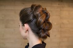 Knotted Faux hawk Hair Tutorial — Confessions of a Hairstylist
