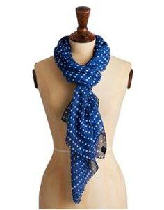 WENSLEY Womens Woven Scarf