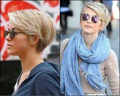 ... Williams long pixie cut Julianne Hough long pixie haircuts
