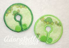 Turtles Gtube Pads G Tube Covers Mic-Key Mickey Button Bamboo Colostomy by AdorabellyDesign on Etsy