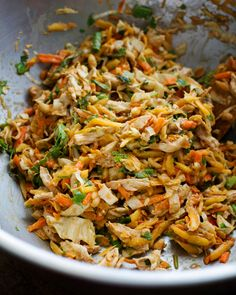 Thai Chicken Salad ☀ CQ #summer#chicken  #salad