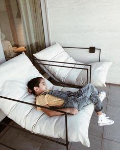 #mood // Croft House LA Sierra Chair // Surfrider Hotel Malibu