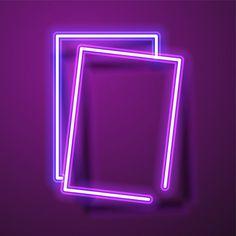 Brick Wallpaper Background, Neon Light Wallpaper, Wallpaper Iphone Neon, Banner Background Images, Background Images Wallpapers, Best Love Pics, Neon Light Art, Happy Birthday Template, Bubble Style