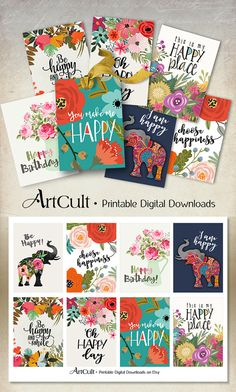 ArtCult Printable Images are great for your art and craft projects. This is a digital product. You can print these images as many times as you need. Card Tags, Gift Tags, Scrapbook Paper, Scrapbooking, Planners, Decoupage Vintage, Prayer Cards, Tag Design, Arts And Crafts Projects
