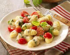 Gnocchi mit Gorgonzola-Tomaten Rezept | Dr.Oetker