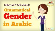 AWN - Gender in Arabic