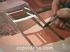 Tuscan Textures: Rich Textures Using Salt with Judy Morris