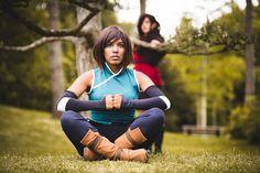 Dokomi - Korra Yoga by llAngelusll on DeviantArt