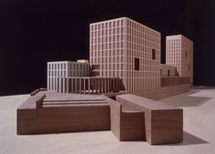 Salerno Palace of Justice, David Chipperfield Architects