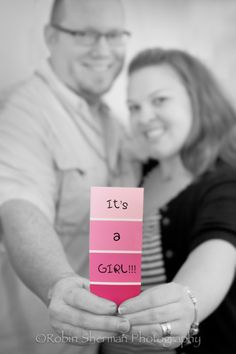 Gender announcement @Kandace Starling Long Just bought a house and having a baby=perfect!