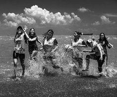 """Foto de Ana Carolina Fernandes, que integra a exposição """"As Donas da Bola"""""""