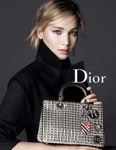Jennifer Lawrence for Dior 2015