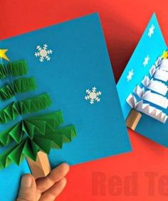 26 Best DIY Christmas Cards Ideas