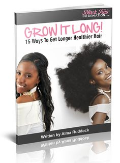 Remember that you get a free beginners ebook when you subscribe to our free newsletter http://blackhair.cc/PVEH2k