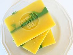 Lemongrass Soap  Handmade Natural Soaps  Scented by AromaScentsLLC