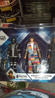 "@doctorwhosite B & M have 3 new 5"" sets in stock, including this"